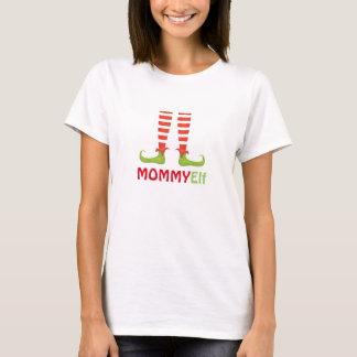 Mommy Elf Women's Basic TShirt