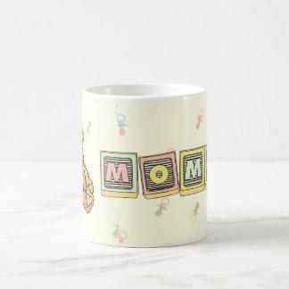 Mommy ~ Emma Bear Coffee Mug