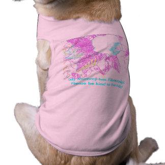 Mommy has Fibromyalgia Shirt