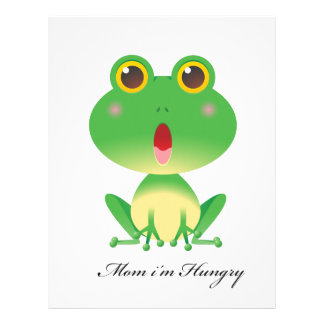 Mommy I'm hungry multiproduct selected gift for al Personalized Letterhead