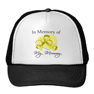 Mommy - In Memory of Military Tribute Trucker Hat