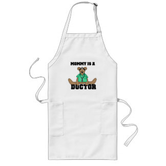 Mommy is a Doctor Long Apron