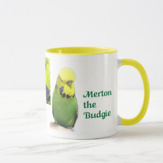 Mommy loves Merton. - Customized Mug