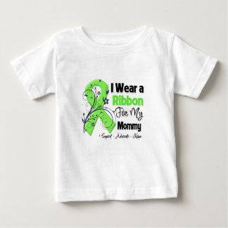 Mommy - Lymphoma Ribbon Baby T-Shirt