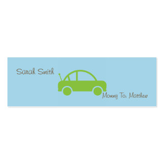 Mommy Mini Calling Cards Pack Of Skinny Business Cards