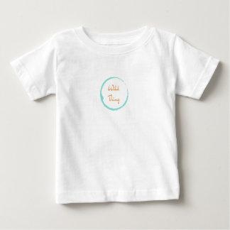 Mommy n Me Shirt- Wild Thing Baby T-Shirt