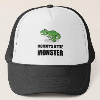Mommy?s Little Monster Trucker Hat