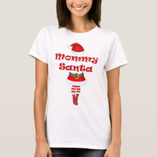 Mommy Santa Women's Shirt