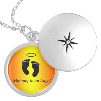 Mommy to an Angel Necklace