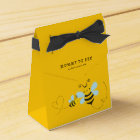 Mommy To Bee Baby Shower favour box