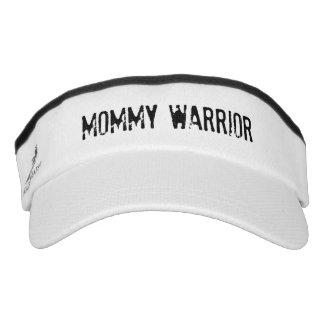 MOMMY WARRIOR VISOR