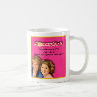 MommyCast Pink Mug
