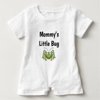 mommy's bug, buggaboo, buggie baby romper