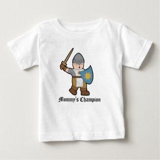 Mommy's Champion Cartoon Knight - T-Shirt
