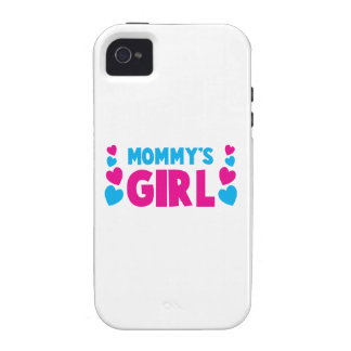 Mommy's Girl iPhone 4/4S Cases
