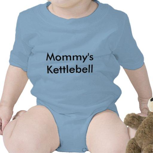 Mommy's Kettlebell Tshirts