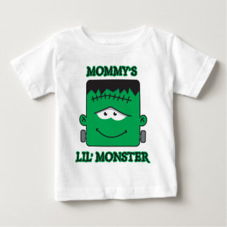 Mommy's Lil' Monster Baby T-Shirt