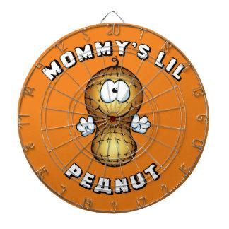Mommy's Lil Peanut Dartboard