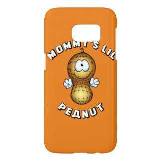 Mommy's Lil Peanut Samsung Galaxy S7 Case