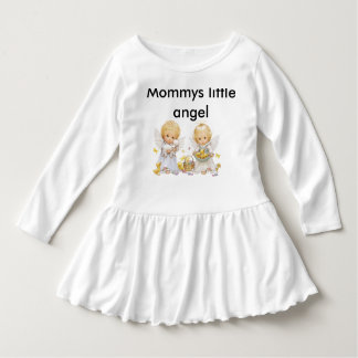 Mommys little angel dress