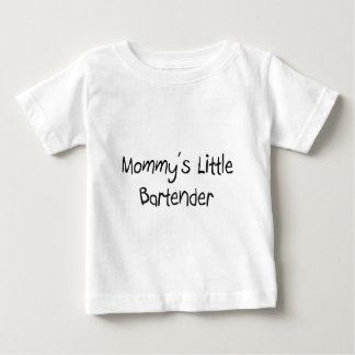 Mommy's Little Bartender Baby T-Shirt