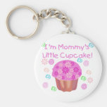 Mommy's Little Cupcake Keychains