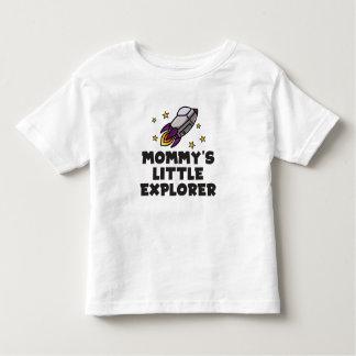 Mommy's Little Explorer Toddler T-shirt