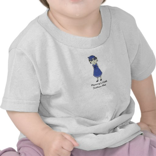 Mommy's Little Fashion Plate Shirt
