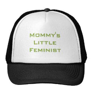 Mommy's little feminist trucker hat