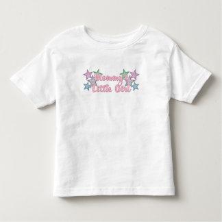 Mommy's Little Girl acustar Toddler T-shirt