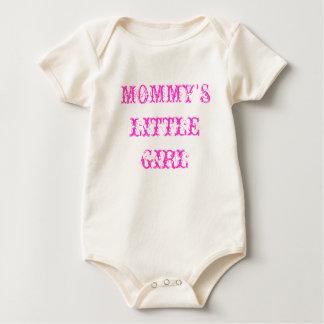 MOMMY'S LITTLE GIRL BABY BODYSUIT