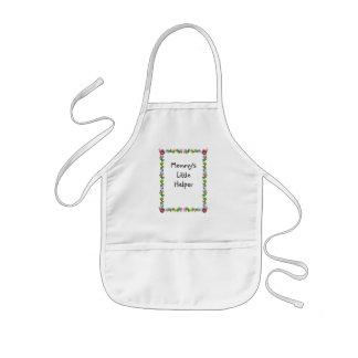 Mommy's little helper kids apron
