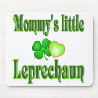 Mommy's Little Leprechaun Gifts Mouse Pad