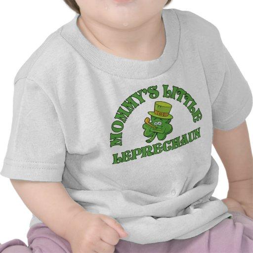 Mommy's Little Leprechaun T-shirt Tee Shirt