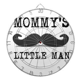 Mommy's Little Man Dartboard