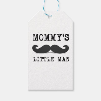 Mommy's Little Man Gift Tags