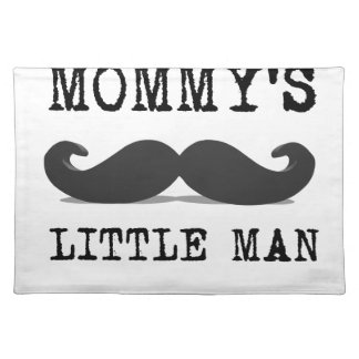 Mommy's Little Man Placemat