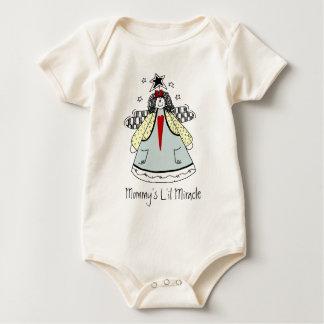 Mommy's Little Miracle Preemie Prim Angel Baby Bodysuit
