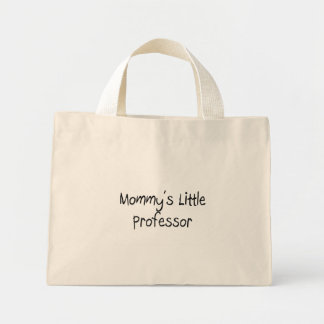 Mommys Little Professor Mini Tote Bag