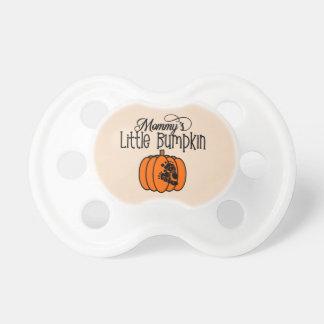 Mommy's little pumpkin. Halloween Pacifier
