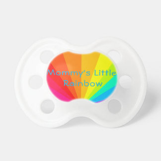Mommy's Little Rainbow Pacifier