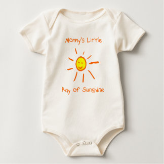 Mommy's Little Ray of Sunshine Baby Bodysuit