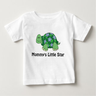 Mommy's Little Star Baby T-Shirt