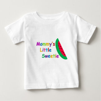 Mommy's Little Sweetie Baby T-Shirt