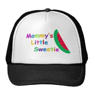 Mommy's Little Sweetie Trucker Hat