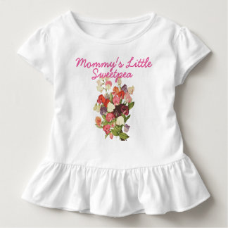 Mommy's Little Sweetpea Toddler T-shirt