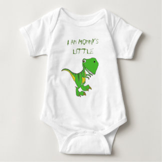 Mommy's little Trex infant creeper