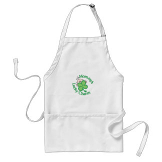 Mommy's Lucky Charm Standard Apron