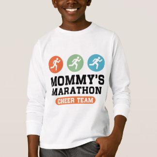 Mommy's Marathon Cheer Team T-Shirt