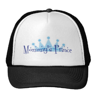 Mommy's Prince Trucker Hat